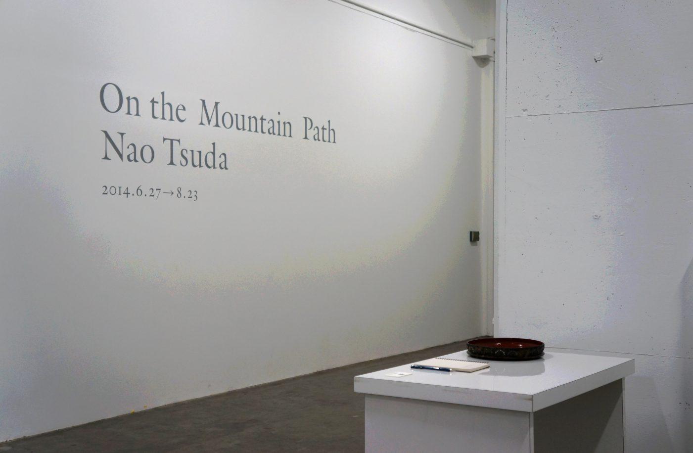 -On the Mountain Path- 津田直のイメージ